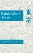Neighborhood Tokyo   1989 edition cover