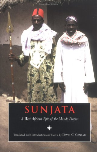 Sunjata A West African Epic of the Mande Peoples  2004 edition cover