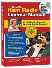 Ham Radio License Manual:  2011 edition cover