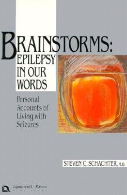 Brainstorms Family Epilepsy in Our Words N/A 9780881679977 Front Cover