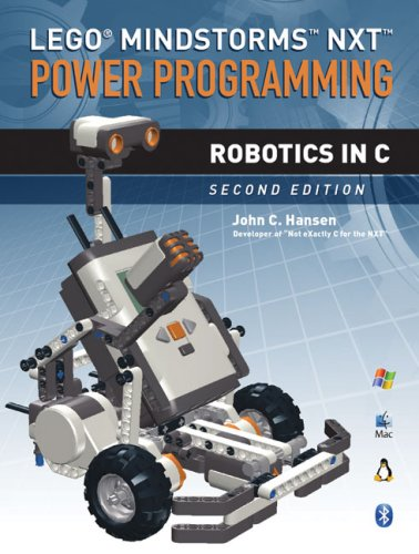 LEGO Mindstorms NXT Power Programming Robotics in C 2nd edition cover