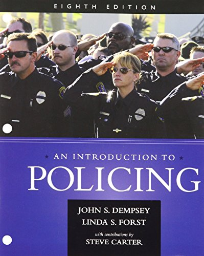 An Introduction to Policing + Mindtap Criminal Justice, 1-term Access:   2015 9781305699977 Front Cover