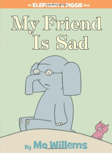 My Friend Is Sad   2007 edition cover