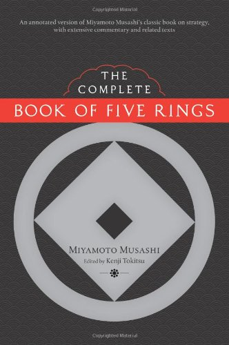 Complete Book of Five Rings   2010 edition cover