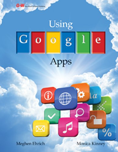 Using Google Apps  N/A edition cover