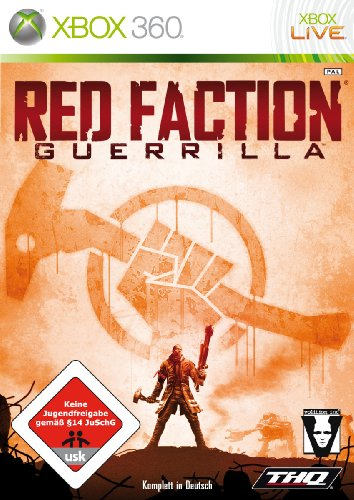 Red Faction: Guerrilla Xbox 360 artwork