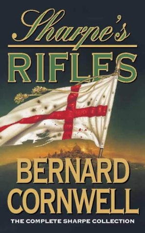 Sharpe's Rifles (Richard Sharpe's Adventure Series #6) N/A edition cover
