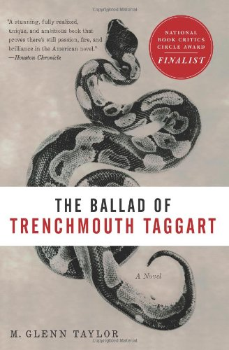 Ballad of Trenchmouth Taggart  N/A edition cover