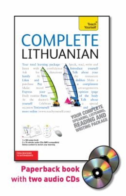 Complete Lithuanian  2nd 2011 9780071765978 Front Cover