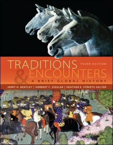 Traditions and Encounters A Brief Global History 3rd 2014 edition cover