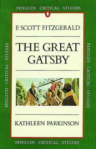 Great Gatsby   1987 (Revised) edition cover