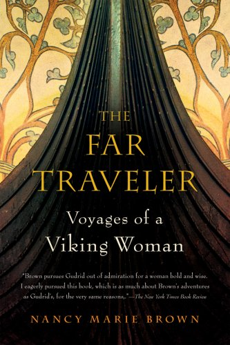 Far Traveler Voyages of a Viking Woman  2007 edition cover