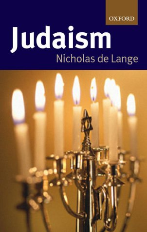 Judaism  2nd 2003 (Revised) edition cover