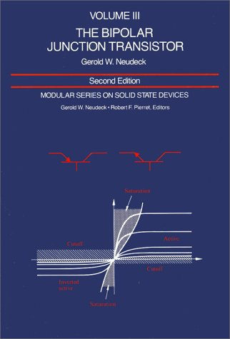 Bipolar Junction Transistor  2nd 1989 (Revised) edition cover