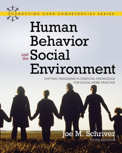 Human Behavior and the Social Environment Shifting Paradigms in Essential Knowledge for Social Work Practice 5th 2011 edition cover
