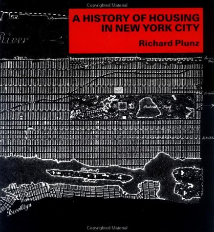 History of Housing in New York City  N/A edition cover