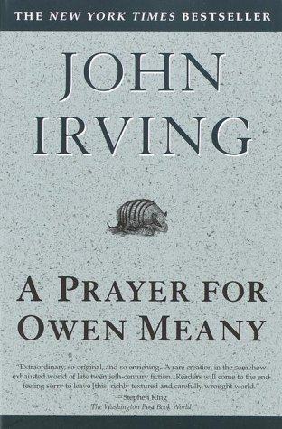 Prayer for Owen Meany   2001 (Reprint) edition cover