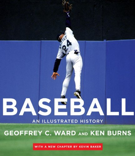 Baseball An Illustrated History  2010 edition cover