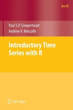 Introductory Time Series with R   2009 edition cover
