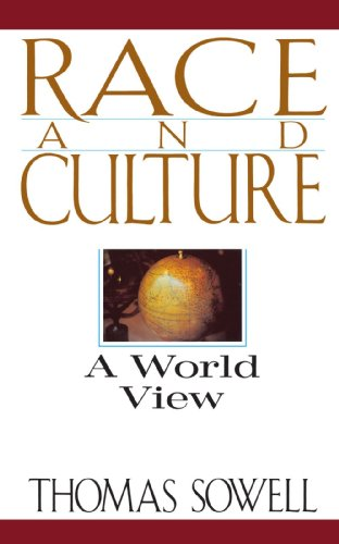 Race and Culture A World View  1999 edition cover