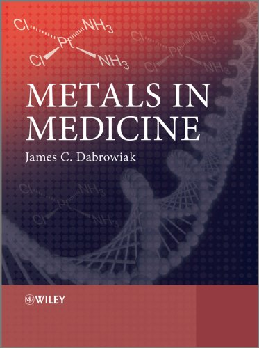 Metals in Medicine  2nd 2009 edition cover