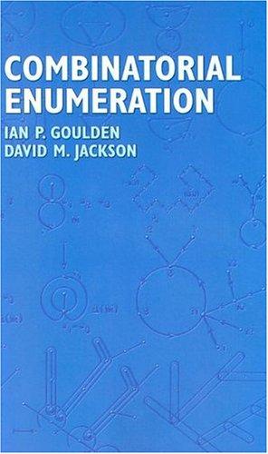 Combinatorial Enumeration   2004 edition cover