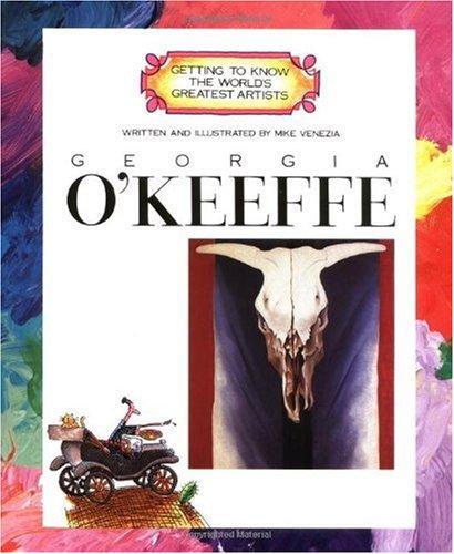 Georgia O'Keeffe   1993 edition cover
