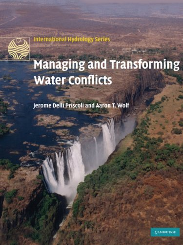 Managing and Transforming Water Conflicts   2010 9780521129978 Front Cover