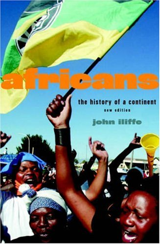Africans The History of a Continent 2nd 2007 (Revised) edition cover
