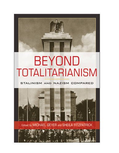 Beyond Totalitarianism Stalinism and Nazism Compared  2009 9780521723978 Front Cover