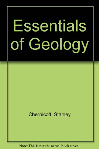 Essentials of Geology 2nd 2000 9780618070978 Front Cover