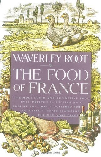 Food of France  N/A edition cover