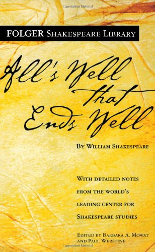All's Well That Ends Well   2006 edition cover