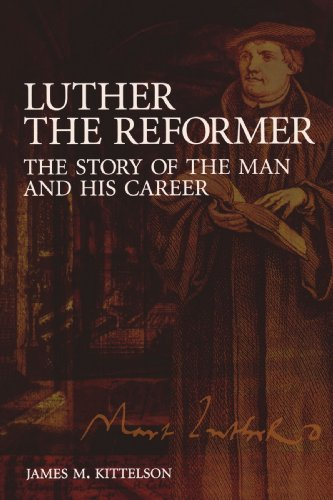Luther the Reformer The Story of the Man and His Career  2003 edition cover