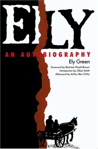 Ely An Autobiography  1966 edition cover
