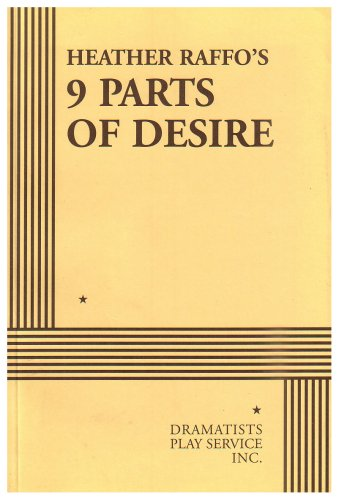 9 Parts of Desire   2006 edition cover