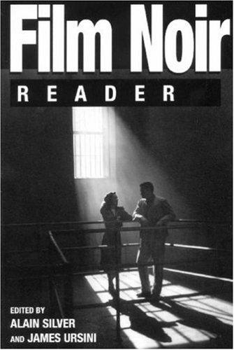Film Noir Reader   2002 edition cover