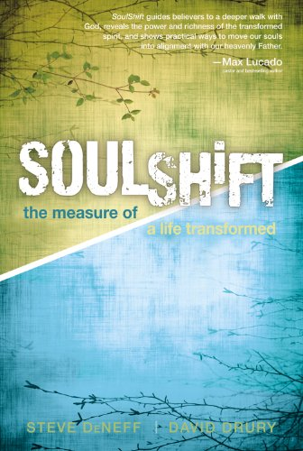 Soulshift The Measure of a Life Transformed N/A edition cover