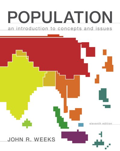 Population An Introduction to Concepts and Issues 11th 2012 edition cover