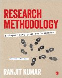 Research Methodology A Step-by-Step Guide for Beginners 4th 2014 edition cover