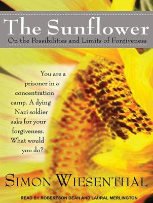The Sunflower: On the Possibilities and Limits of Forgiveness Library Edition  2011 edition cover