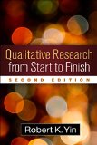 Qualitative Research from Start to Finish:   2015 edition cover