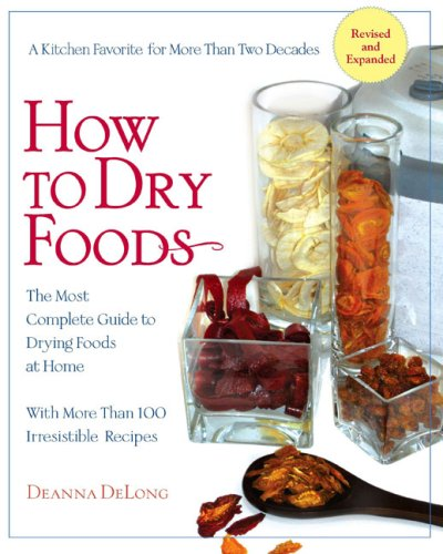 How to Dry Foods   2006 9781557884978 Front Cover