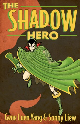 Shadow Hero   2014 edition cover