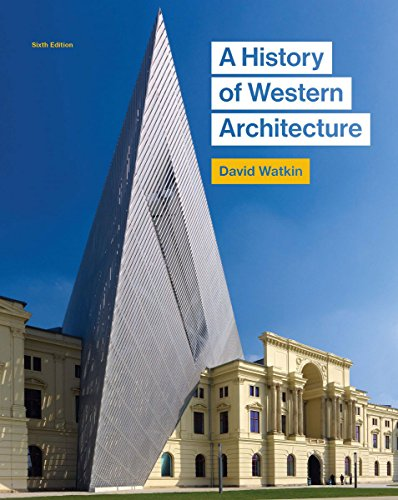 History of Western Architecture  6th 2015 (Revised) edition cover