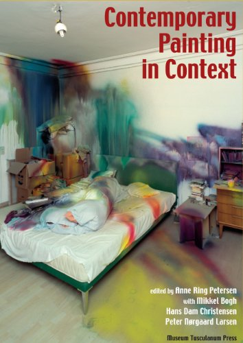 Contemporary Painting in Context   2009 edition cover