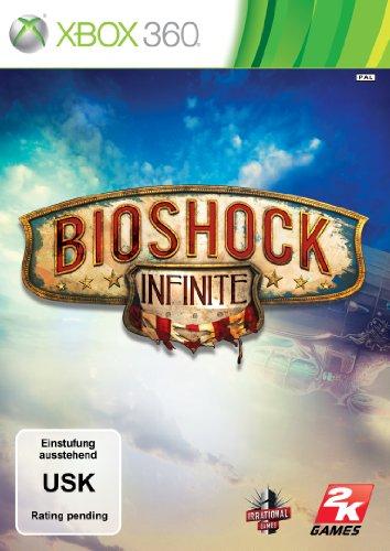 BIOSHOCK INFINITE Xbox 360 artwork