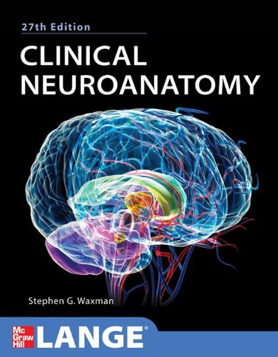 Clinical Neuroanatomy  27th 2013 edition cover