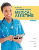 Pearson's Comprehensive Medical Assisting  3rd 2015 9780133563979 Front Cover