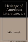 Heritage of American Literature  1991 edition cover